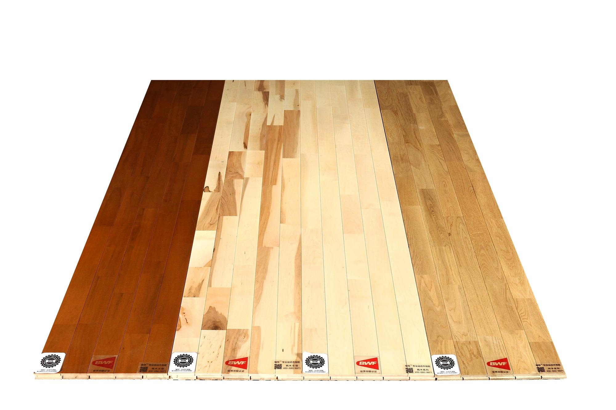运动木地板为什么有些色差