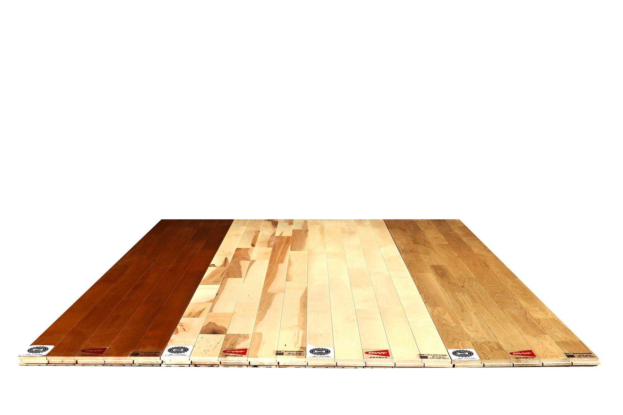 实木运动地板不是价高的越好