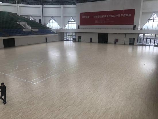 专业篮球木地板的行业须知