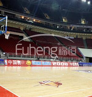 NBA/CBA运动木地板