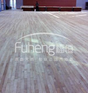 舞蹈房运动木地板