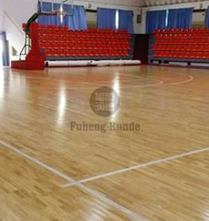 舞蹈教室木地板|舞蹈教室专用木地板——福恒润德