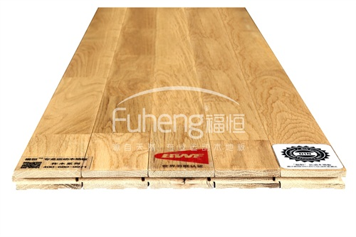 A级柞木运动地板
