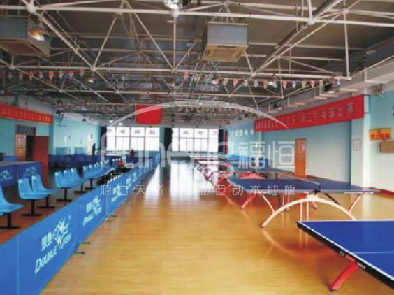 辽宁丹东电力集团乒乓球馆