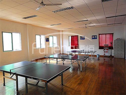 北京市纪检委乒乓球室