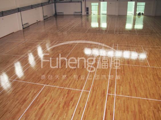 北京四德体育公园羽毛球场