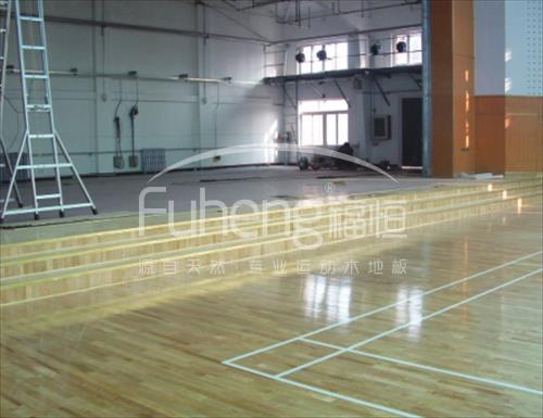 北京东方化工厂羽毛球场