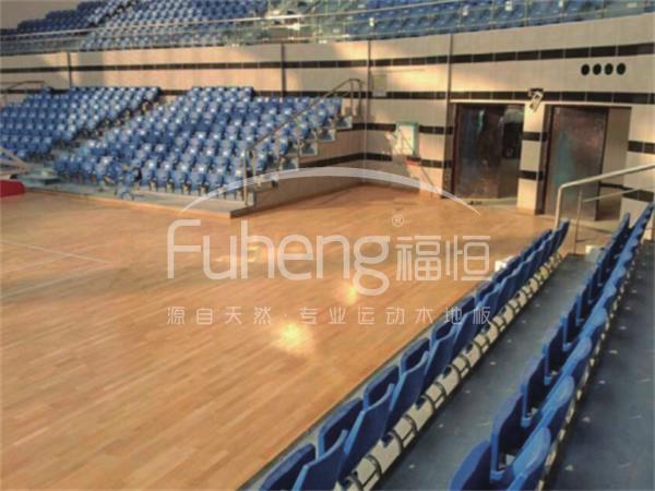 天津杨村机场篮球馆