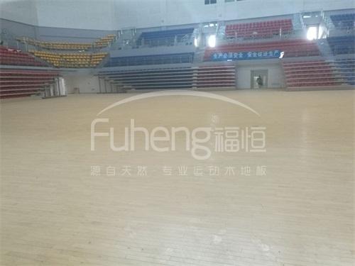中信国安峨眉山体育馆