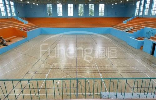 泊头市教育体育局体育馆